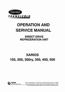 Carrier 50hx Guide Service Manual