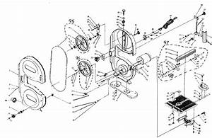Sears 10 Inch Band Saw Parts