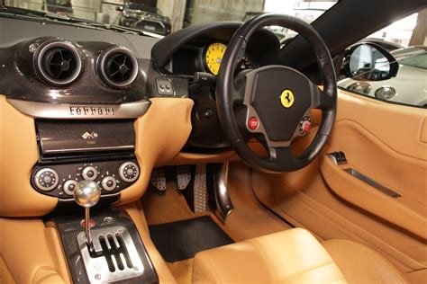 Showing 17,835 miles on the odometer, the car is accompanied with the tool kit and car cover. 2007 Ferrari 599 GTB Fiorano (RHD Manual)