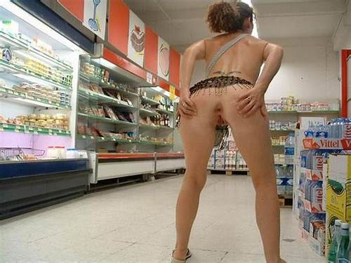 Public Flashing Voyeur Armenian W Tight #In #The #Supermarket #Porn #Photo