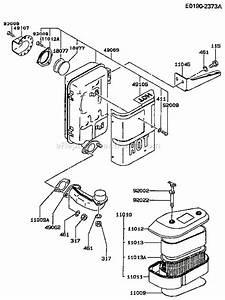 Kawasaki Fc420v Parts List And Diagram