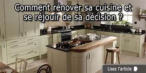 Comment Renover Une Cuisine : comment renover sa cuisine comment renover sa cuisine rnover sa cuisine comment renover une ~ Nature-et-papiers.com Idées de Décoration