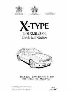 Jaguar X Type Wiring Diagram Pdf
