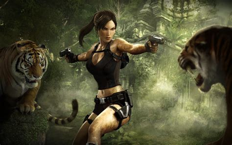Are miles more of horrors out there that are only implied. Tomb Raider Underworld - Lara Croft | Hd achtergronden, Lara croft, Underworld