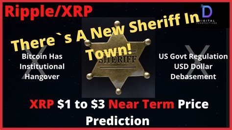 View the latest cryptocurrency news, crypto prices and market data. Ripple/XRP-There Is A New Sheriff In Town,USD Debasement ...