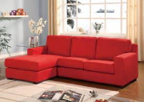 Red sectional sofa with recliner home the honoroak for Red sectional sofas cheap