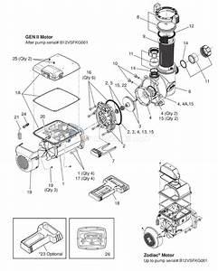 Jandy Flopro 2 7 Hp Vs Series Pump  2011