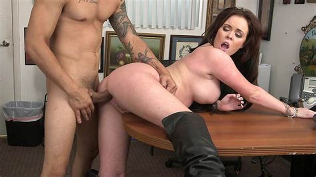 #Download #Busty #Roxii #Blair #Wearing #Nothing #But #Boots #Gets