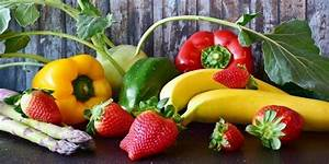 Maturity Of Fruits And Vegetables