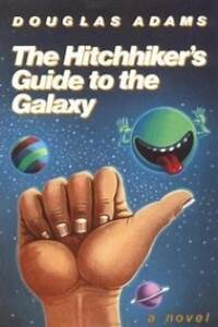 Het Transgalactisch Liftershandboek  The Hitchhiker U0026 39 S Guide To The Galaxy  Door Douglas Adams