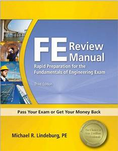 How To Use The Fe Review Manual For The Civil Cbt Exam