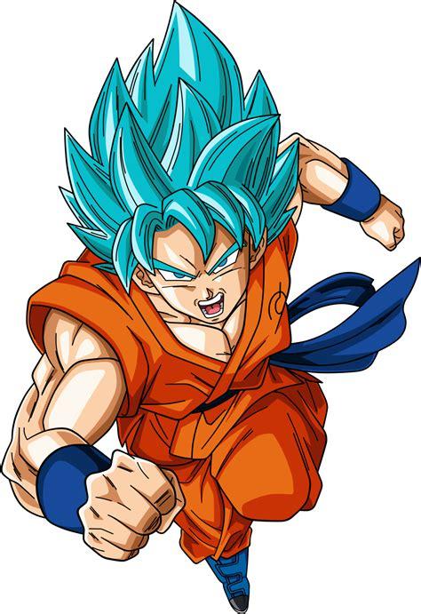 Imagem Goku SSJ Deus SSJ png Dragon Ball Wiki Brasil