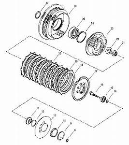 Harley Davidson Clutch Parts Diagram