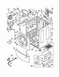 Kenmore 11082826101 Dryer Parts