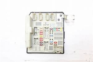 2007 Renault Megane 1 5l Engine Bay Fuse Box 8200481 866