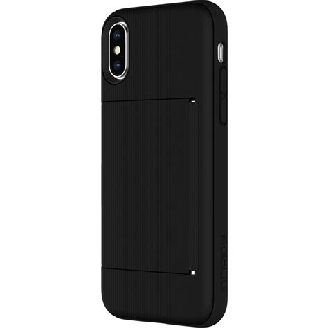 7 best iphone se case with credit card holder in 2021: Incipio Stowaway Credit Card Case with Integrated Stand for iPhone X - Walmart.com - Walmart.com