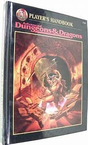 Player U0026 39 S Handbook Advanced Dungeons  U0026 Dragons  2nd Ed