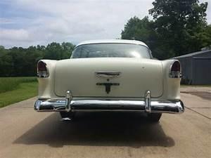 Original Turquoise 1955 Chevy Chevrolet Bel Air 2 Door