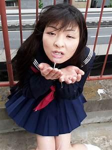 Asian gang bang girl