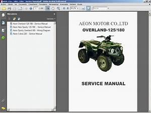 Aeon 125cc  180cc  220cc