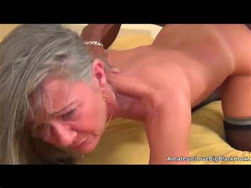 Grey Haired Harlot Enjoying Assfuck Toy And Fucking Cunt #Grey #Haired #Granny #Enjoys #Big #Black #Cock