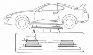 Toyota Supra Jza80    Introduction    Vehicle Lift And