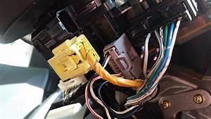 Horn Wiring In Steering Column