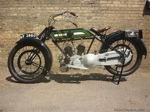 Bsa 1920 Model A 770cc V