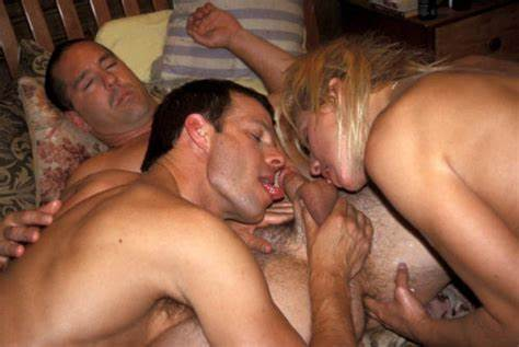 Granny Parties Bisexual Swinger