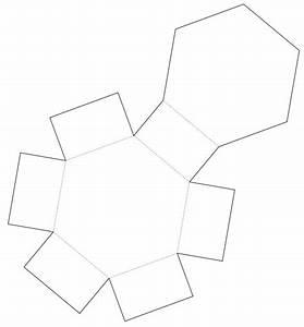 File Geometric Net Of A Hexagonal Prism Svg