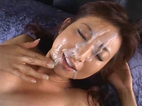 Professional Asians Facual Cumshots Collection