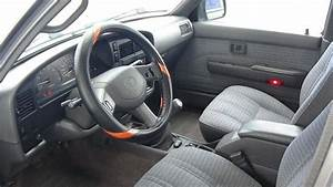 1995 Toyota 4runner Sr5 4x4 Manual Transmission