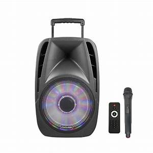 Starqueen Portable Bluetooth Pa System