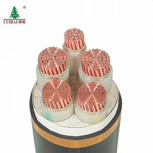 China Low Voltage Xlpe Insulated Pvc Sheathed Copper