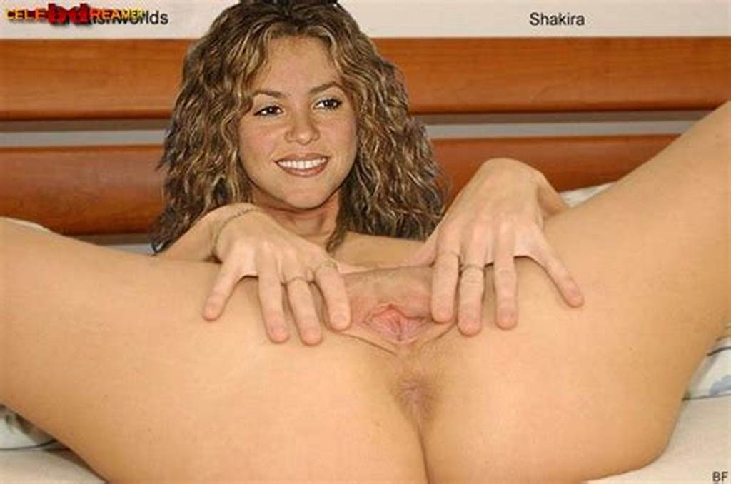 #Shakira #Gets #Fucked #Hard #By #Two #Fellows #At #Once
