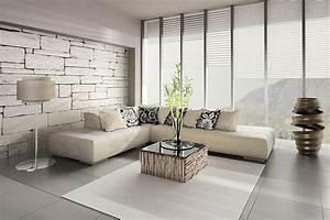 Einrichtungsideen Wohnzimmer Modern : neutrale kleuren in je interieur tips en voordelen ~ Markanthonyermac.com Haus und Dekorationen