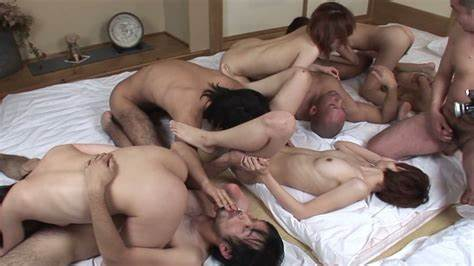 Superb Chick Orgy Invite Only Blonde Jav Girlies Make Hungry Swingers Pounded Fest With Squeamish