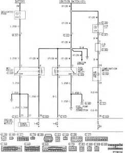 2001 Eclipse Fuel Pump Wiring Diagram