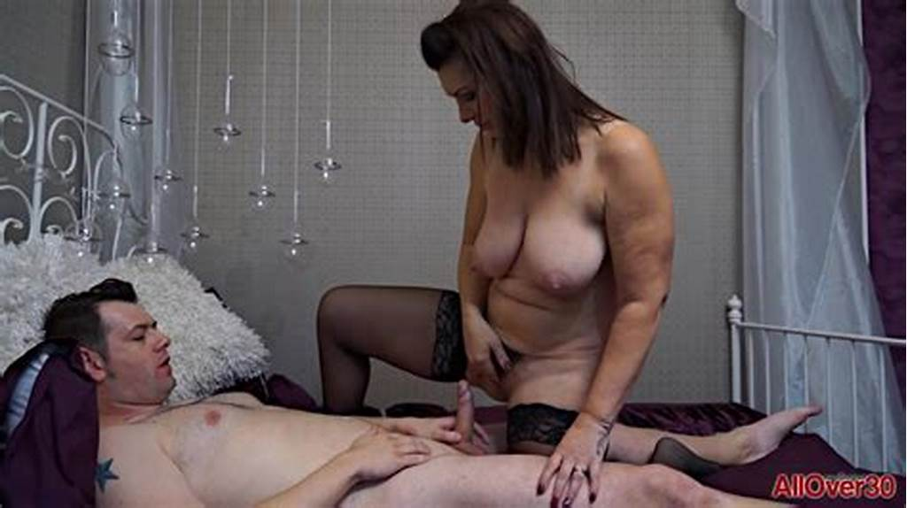 #Nasty #Mature #Mommy #On #A #Young #Dick