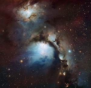 M78 - A Blue Reflection nebula