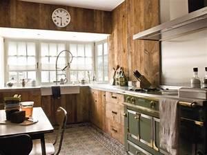 belle deco cuisine bois With decoration de cuisine en bois
