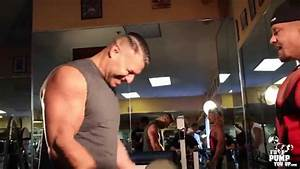 Tim Muriello And Marc Lobliner 200 Rep Curl Bicep Workout