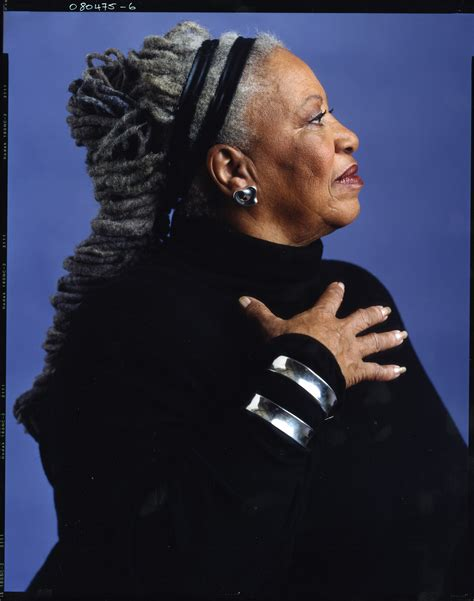 Toni Morrison on Her Last Novel and the Voices of Her