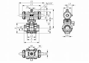 Sygef Standard Ball Valve Type 232 Function Da  Double
