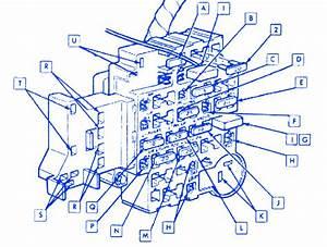 Chevy Dually 1991 Primary Fuse Box  Block Circuit Breaker