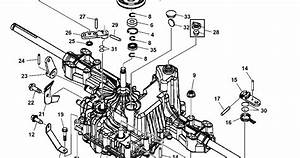 32 John Deere L130 Parts Diagram