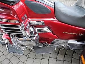2000 Honda Goldwing Gl1500 Aspencade With Lehman Trike Kit
