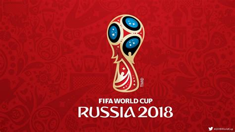 FIFA 2018 World Cup Russia Logo HD Wallpaper ...