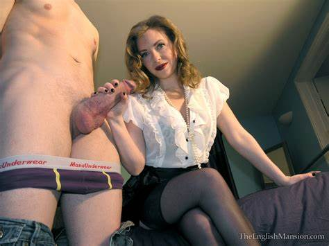 Dominant Solo Humiliates Hubby Ukrainian Mansion Submission