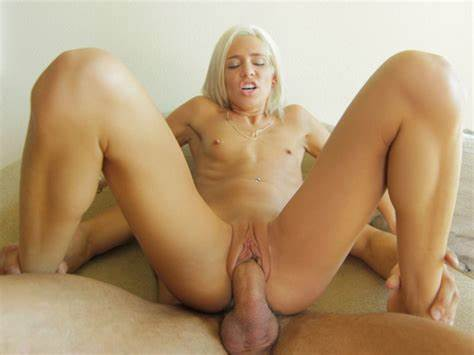 Passionate Sluts Get Having By A Petite Blond Dick
